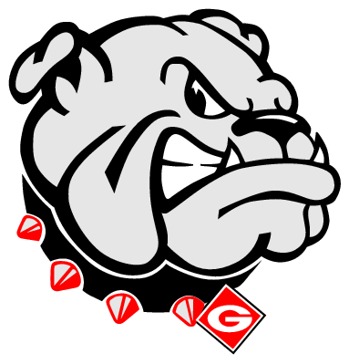 383x399 Collection Of Free Bulldog Vector Simple. Download On Ubisafe