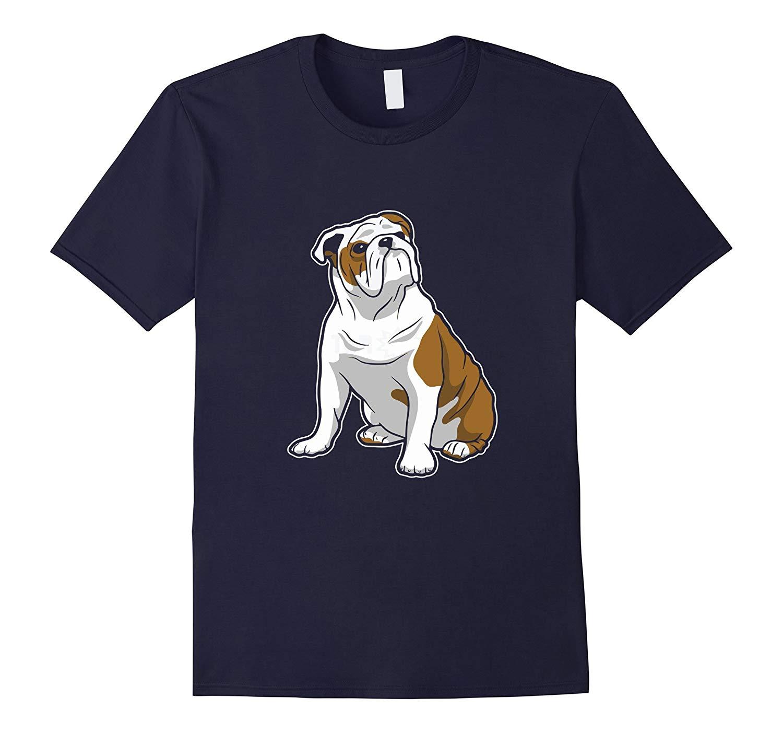 1500x1403 Cute English Bulldog Vector Art T Shirt Bulldog Lovers Tee Ah My