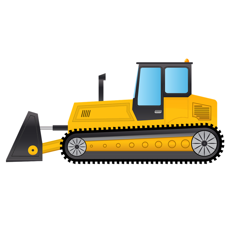 800x800 15 Dozer Vector Clip Art For Free Download On Mbtskoudsalg