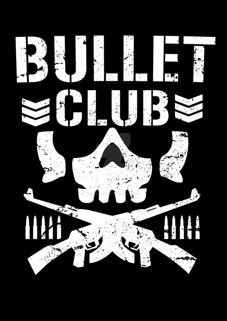 752x1063 Njpw Bullet Club Logo (Re Created) By Windows8osx
