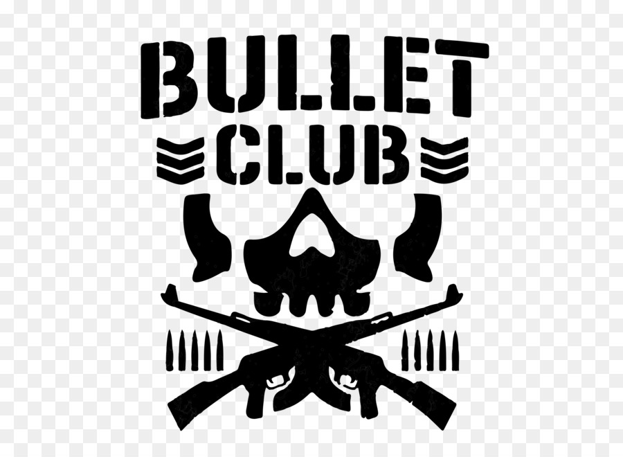 900x660 T Shirt Bullet Club Logo Decal Professional Wrestling