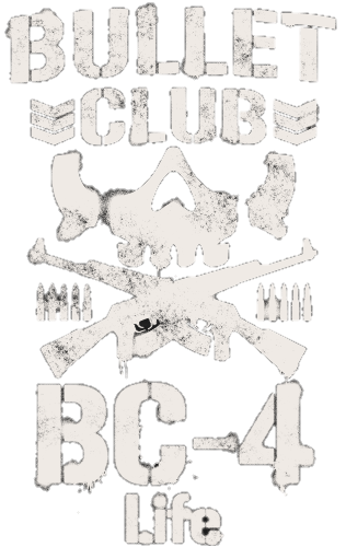 316x500 Bullet Club Bc 4 Life Logo Png By Nuruddinayobwwe