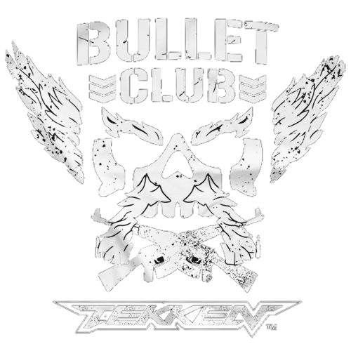 500x500 Bullet Club Ft Tekken Logo Png By Nuruddinayobwwe