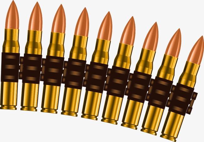 650x455 Vector Material Bullet, Bullet Vector, Bullet, Cartoon Bullet Png