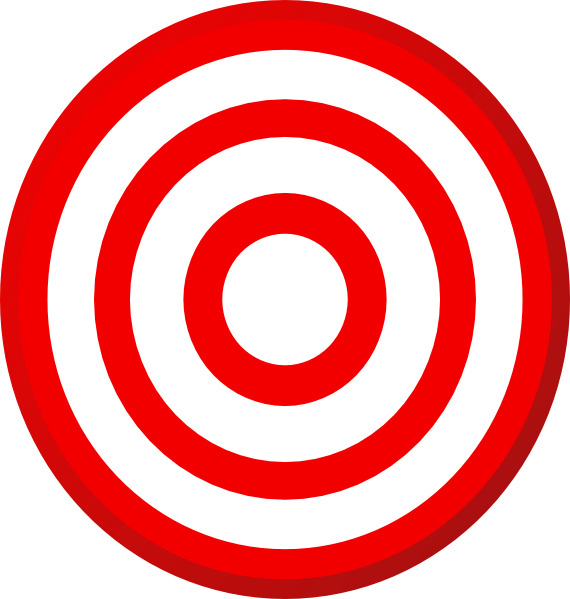 Bullseye Vector Free