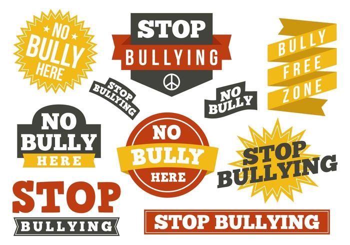 700x490 Free Stop Bullying Design Elements Vector
