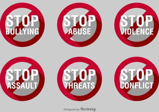 632x443 Stop Bullying Vector Signs Free Vector Download 389545 Cannypic