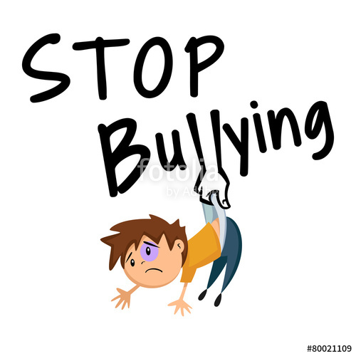 500x500 Stop Bullying Stock Image And Royalty Free Vector Files On