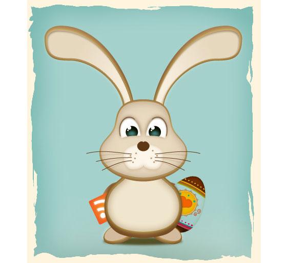 Bunny Vector Free