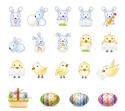 420x372 Free Easter Bunny Vector Icons Free Icon All Free Web