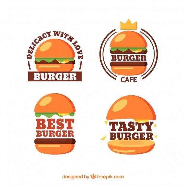 626x626 Burger Logo Vectors, Photos And Psd Files Free Download