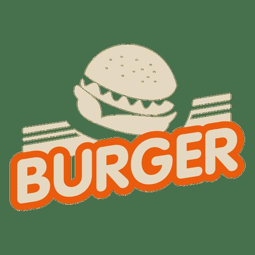 512x512 Burger Logo