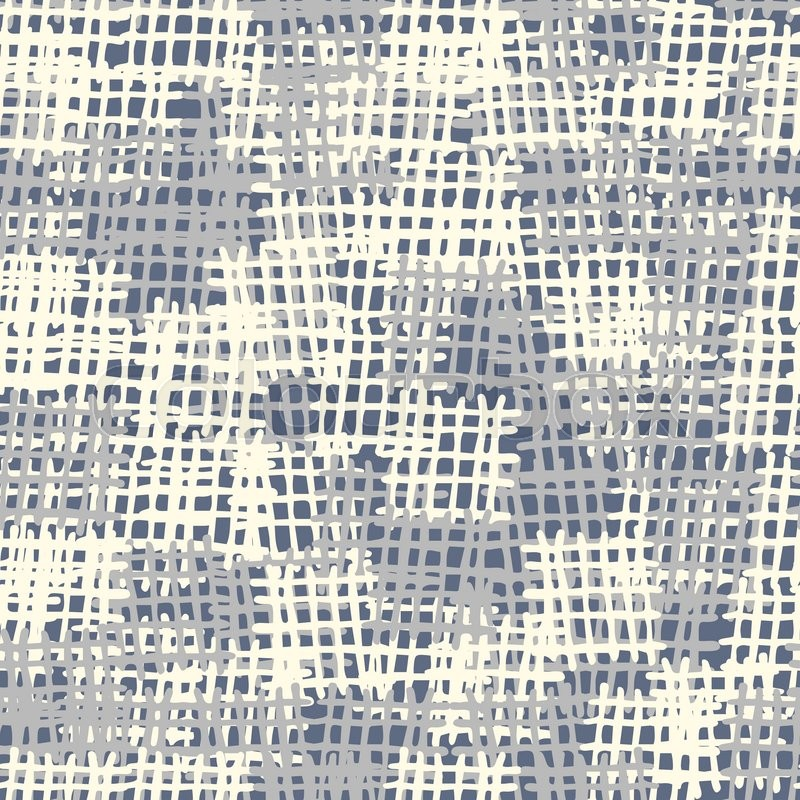 800x800 Seamless Background Pattern. Gray Burlap Vector. Imitation Of