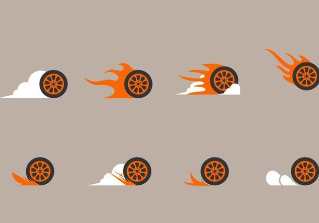 632x443 Burnout Wheels Icon Free Vector Download 405523 Cannypic