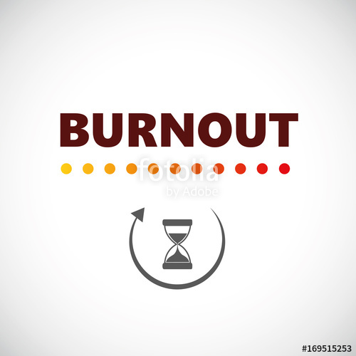 500x500 Burnout Sanduhr Stock Image And Royalty Free Vector Files On