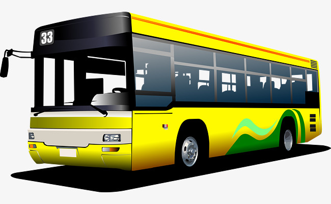 650x400 Bus Vector Diagram, Bus Vector, Vector Diagram, Automobile Png And