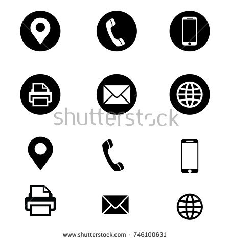 450x470 Vector Business Card Icon Superb Business Card Icons Vector