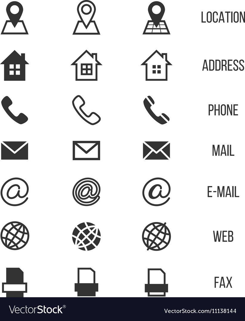 822x1080 Icon For Business Card Best Of 23 Free Market Vectors Free