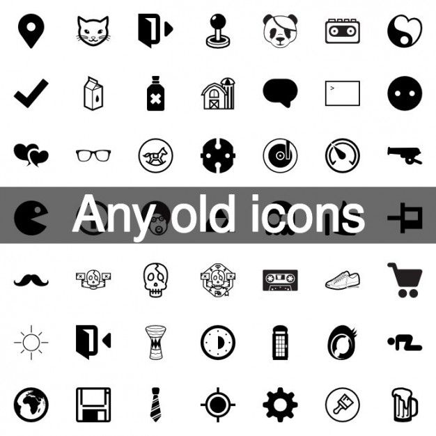 626x626 668 Best Vector Icons Images Free Business Icons