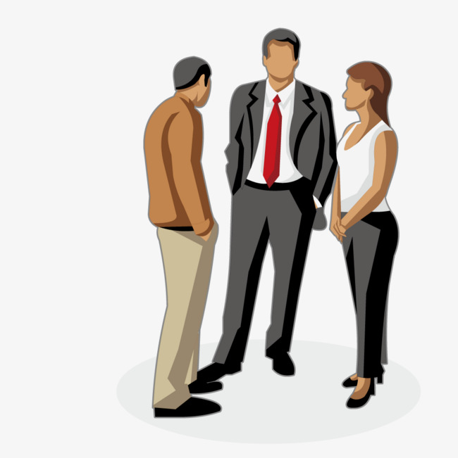 650x651 Businessman Wearing A Suit, Vector, Business, Business Personnel