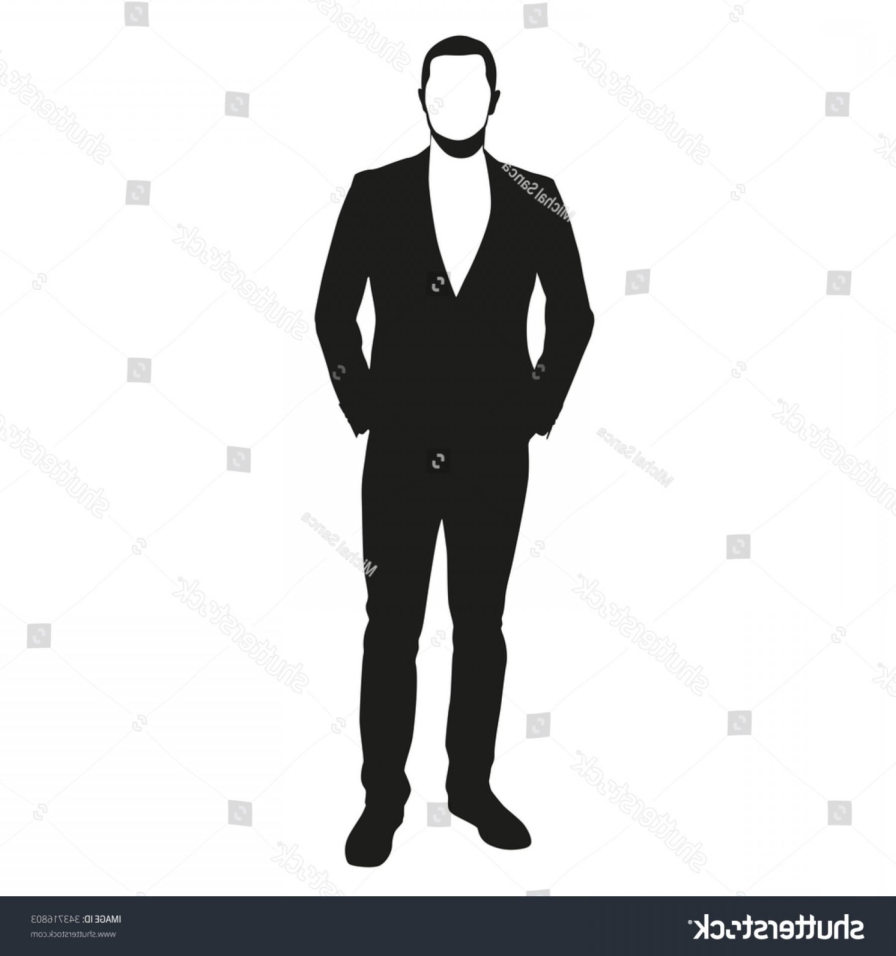 1800x1920 Business Man Suit Vector Silhouette Sohadacouri