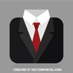 236x236 Suits Vector