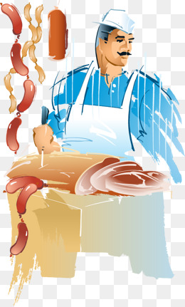 260x431 Butcher Vector Png Images Vectors And Psd Files Free Download