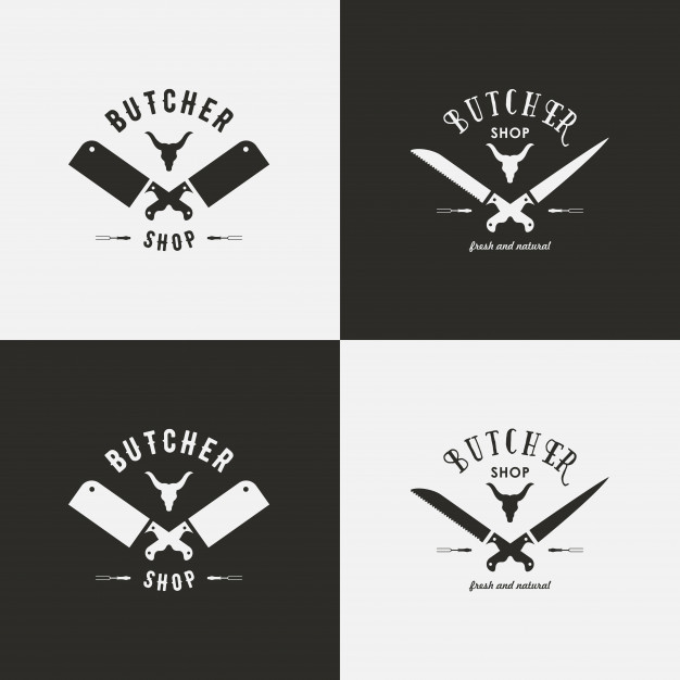 626x626 Butcher Vector Vectors, Photos And Psd Files Free Download