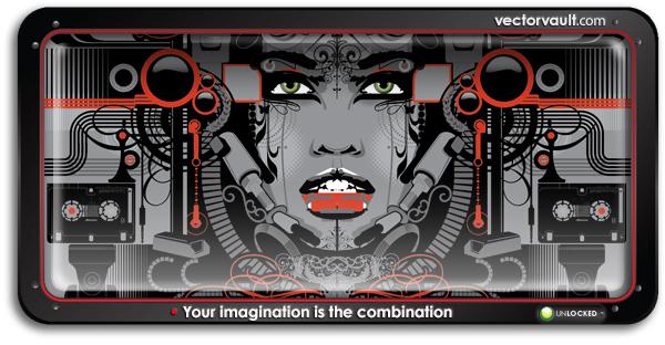 600x312 Buy Vector Art Vectorvault