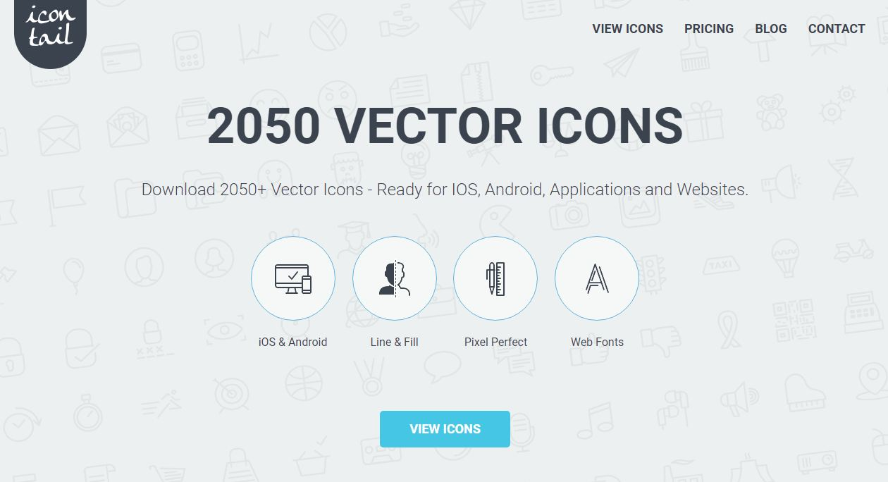 1260x684 Where To Buy Vector Icons To Use In Mobile Apps And Web Apps