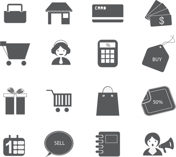 600x535 Free Store Icon Vector 266531 Download Store Icon Vector