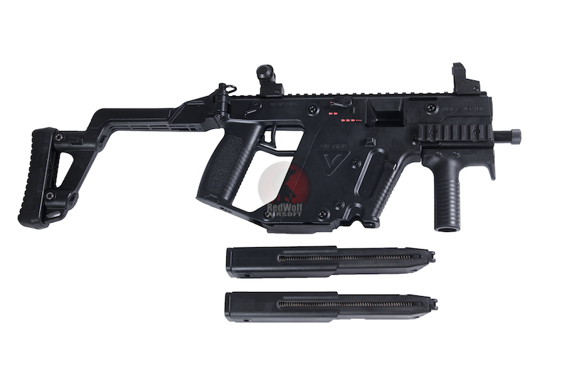 800x531 Kwa Kriss Vector Gbb With 2 Magazines
