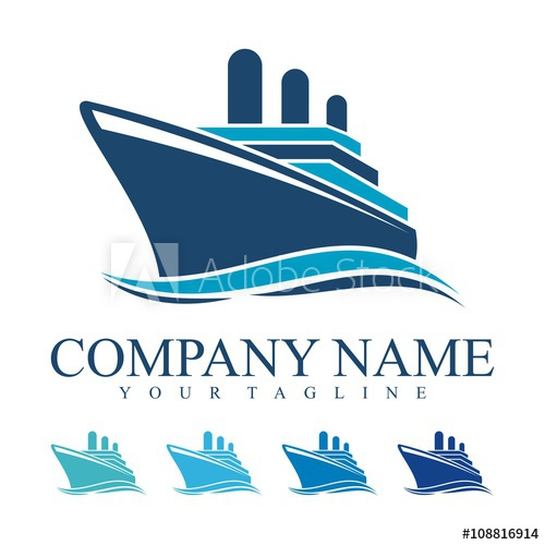 500x500 Logos. Ship Logos Design Ship Logo Cruise Design Vector Buy This