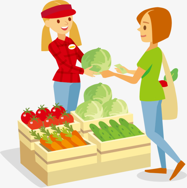650x654 People Buy Food And Vegetables, Vegetables, Grocery Shopping