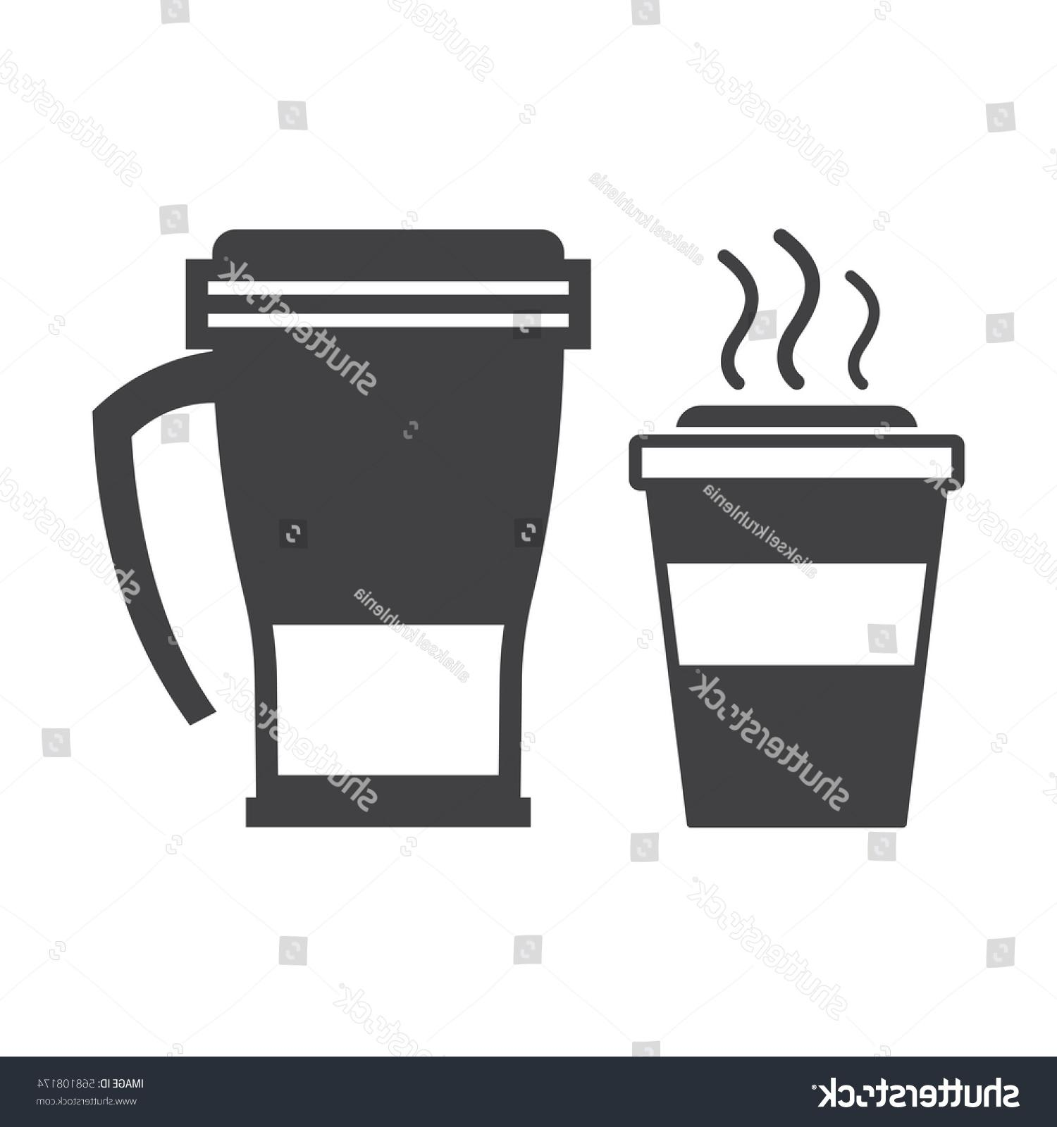 1500x1600 Best Free Travel Coffee Cup Vector Library Free Vector Art