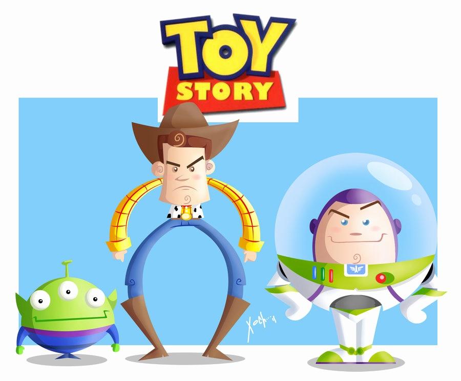 900x745 Woody Toy Story Vector New Woody And Buzz Lightyear By Xochiltana