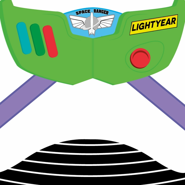 650x650 29 Images Of Buzz Lightyear Suit Template