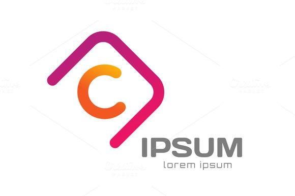 580x386 Letter C Logo Designs Ideas Inspiration