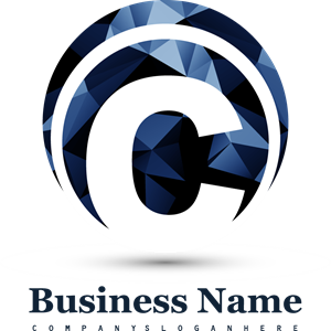300x300 Letter C Logo Vector (.eps) Free Download