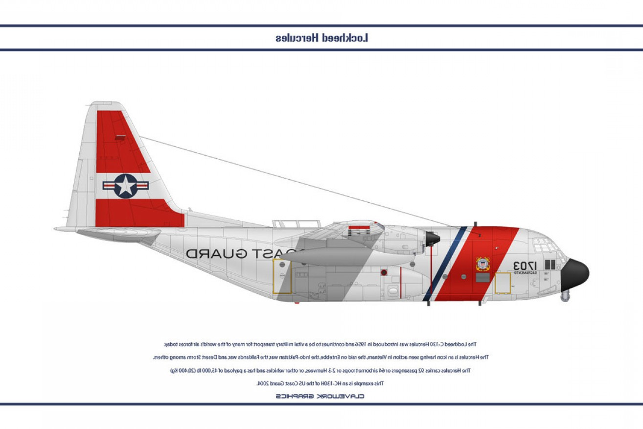 1314x876 Hercules Us Coast Guard Lazttweet