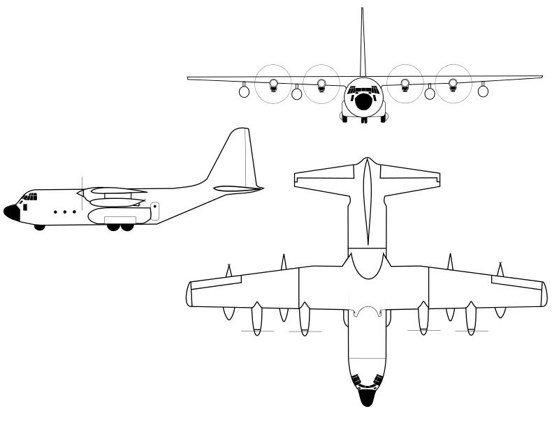 800x609 Lockheed Martin Kc 130