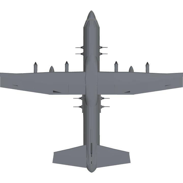 720x720 Simpleplanes Ac 130 Gunship