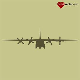270x270 Aircraft Vector