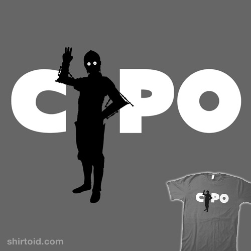 500x500 C 3po Shirtoid