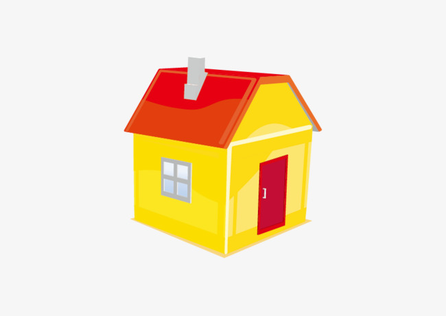 650x461 Vector Cabin, Vector, Yellow, Red Png And Vector For Free Download