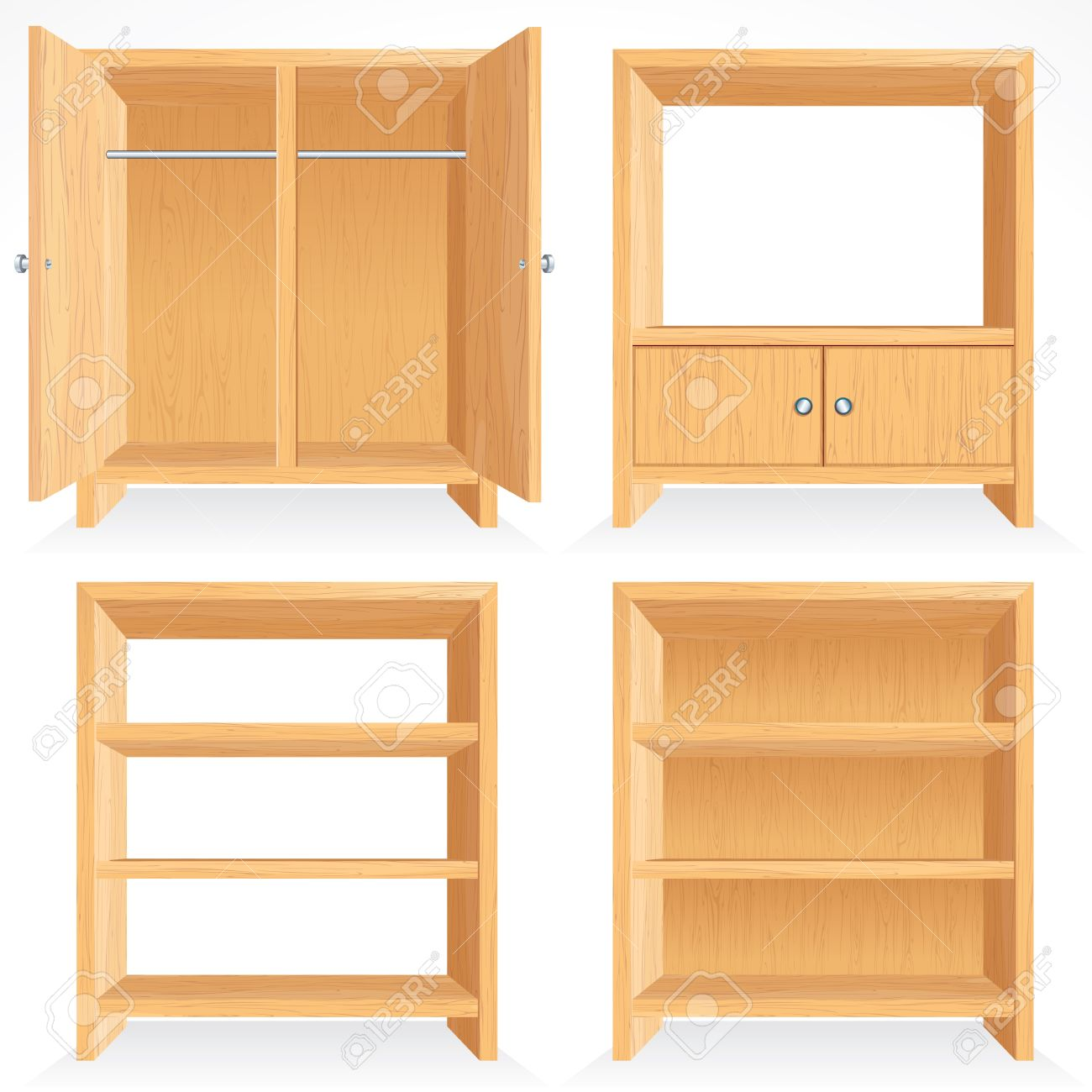 1300x1300 Collection Of Free Closeting Clipart Wooden Cabinet. Download On