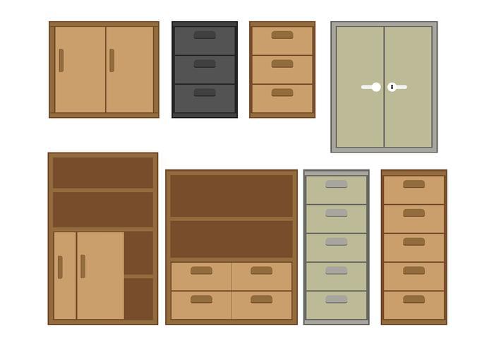 700x490 File Cabinet Vector 2
