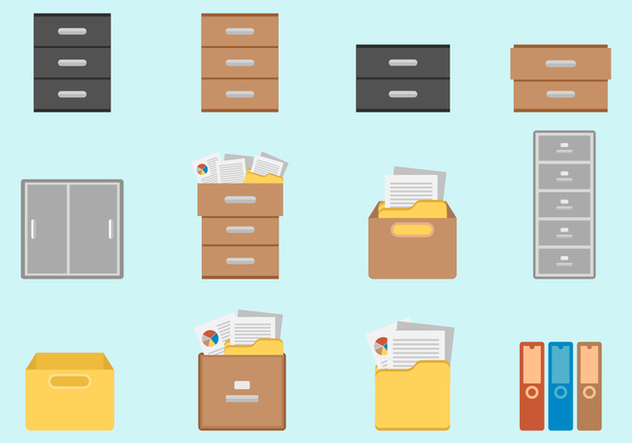 632x443 Free File Cabinet Vectors Free Vector Download 374413 Cannypic