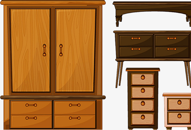 650x442 Wooden Cabinets, Vector, Wooden Vector Png And Vector For Free