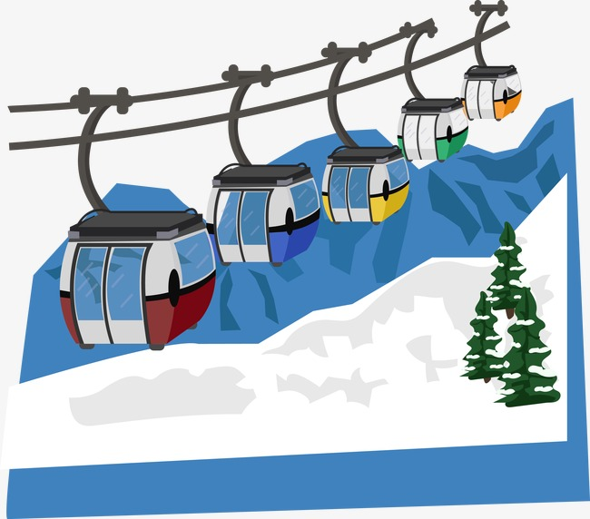650x572 Vector Lifts, Cable Car, Vector, Tour Car Png And Vector For Free